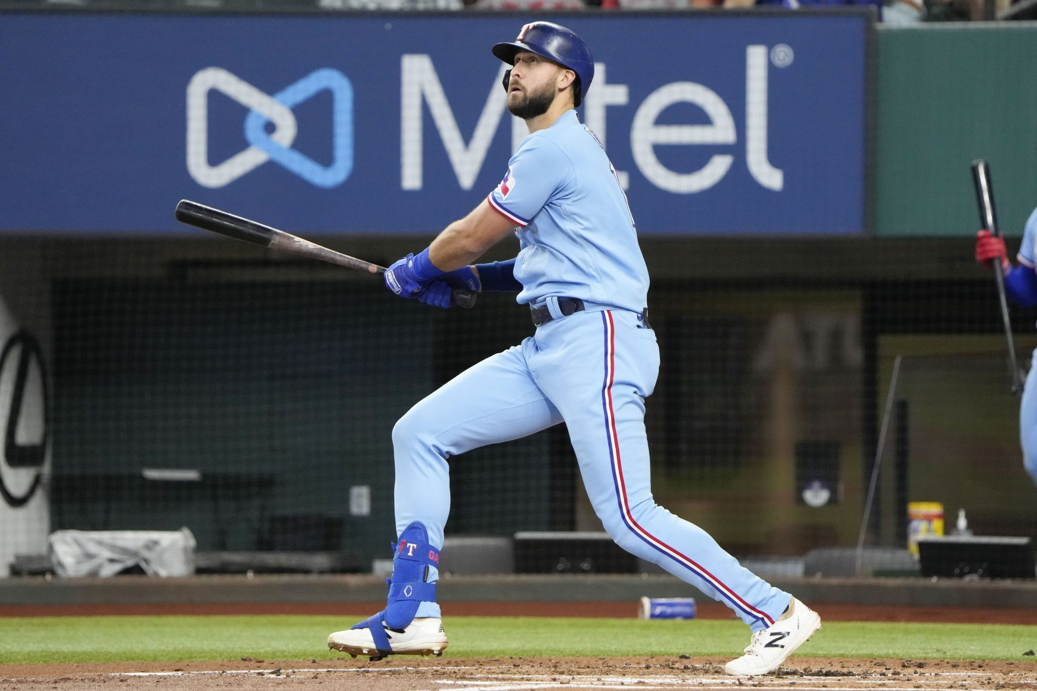 """Report: Padres """"might unload for"""" Rangers OF Joey Gallo"""