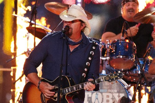 Toby Keith plays first concert in 18 months and it's at Coachella Crossroads [Setlist]