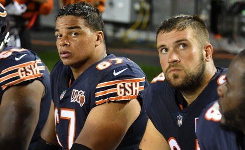 Emma: How the Bears could form their starting offensive line