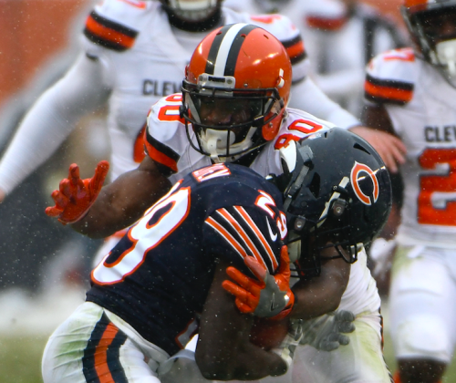 Joniak: Keys to Bears-Browns