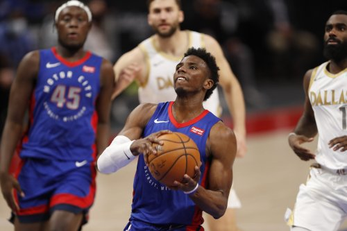 Hamadiou Diallo can be among NBA's 'elite.' His future is bright in Detroit.