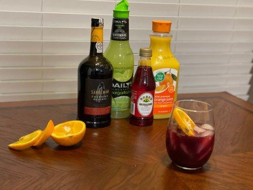 Cocktail of the Week: Sandeman Sangria