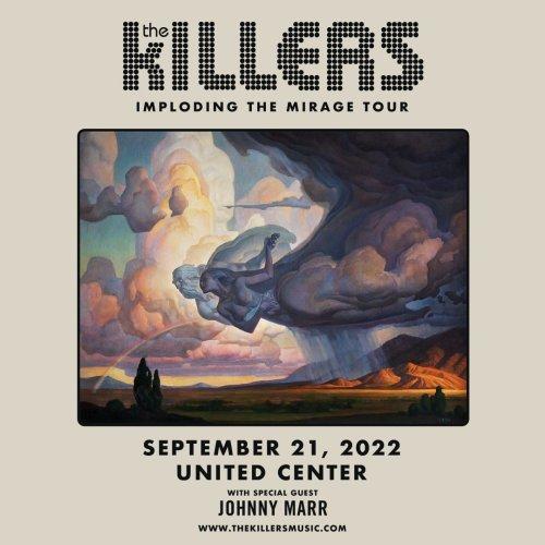 The Killers September 21, 2022 United Center