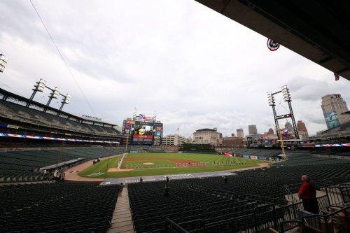 Tigers vs. Pirates game postponed