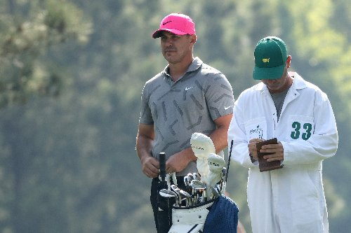 Brooks Koepka says he could beat Dave Portnoy golfing lefty, antes up $250K