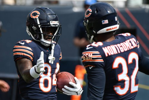 Bears envision improved wide receiver speed setting up more big-play opportunities