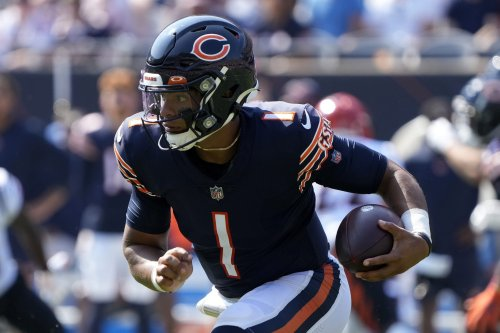 Olin Kreutz: Browns' special run game, pass rush concern Bears; Chicago more excited about Justin Fields than any player in this era