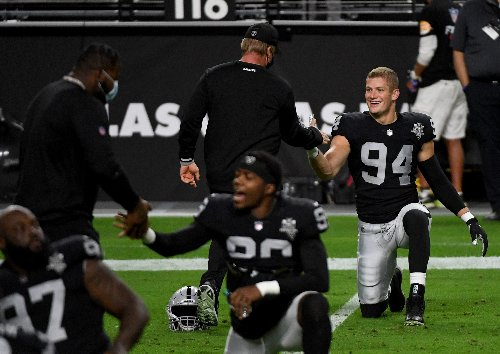 NFL reaction to Nassib's 'historic' moment: 'Institutional support we have not seen before'
