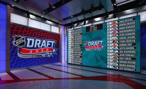 2021 NHL Mock Draft: Projecting all 32 first-round picks
