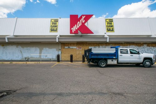 One is the loneliest number: California's last Kmart standing