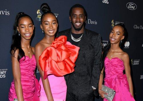 See Diddy's daughters steal the spotlight in 'Vanity Fair'