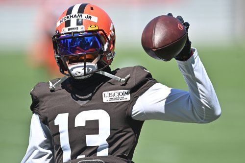 Jarvis Landry says Odell Beckham Jr. is already doing things 'that will blow your mind away'