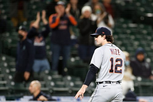 Mize enters company of Verlander and Fulmer – last two Tigers to win Rookie of the Year