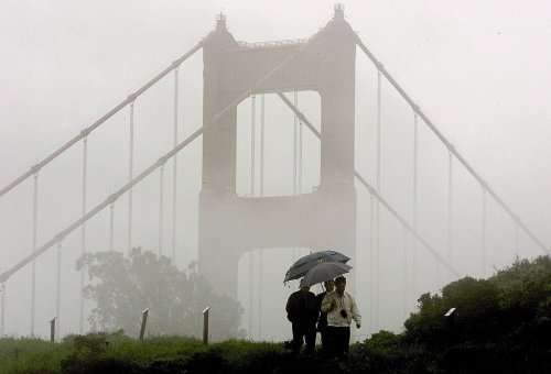 How will massive storm drenching Bay Area impact California drought?