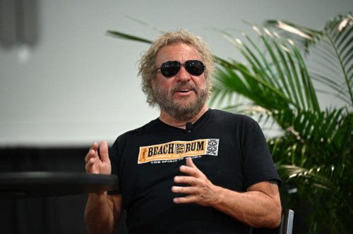 Sammy Hagar claims he was abducted by aliens almost 60 years ago