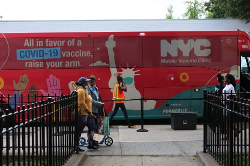 NY COVID numbers at 'record lows' as state nears vaccine benchmark to lift restrictions