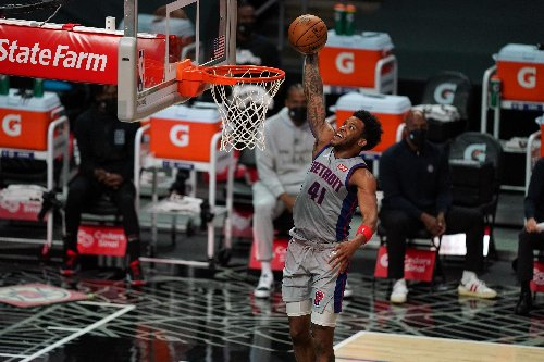 Bey, Stewart snap All-Rookie drought for Pistons