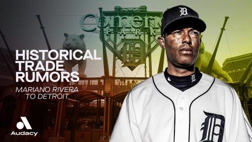 Historical Trade Rumors: Mariano Rivera was nearly a Detroit Tiger?