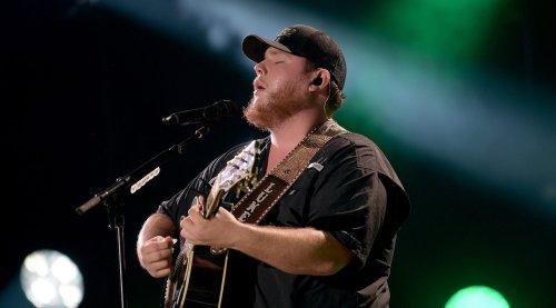 Luke Combs offers hope for fans struggling with alcohol through new, unreleased song