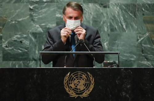 Brazil health minister tests positive for the coronavirus while in NYC for UN meeting