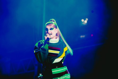 Kim Petras hints her new album is inspired by the European dance music scene of her adolescence