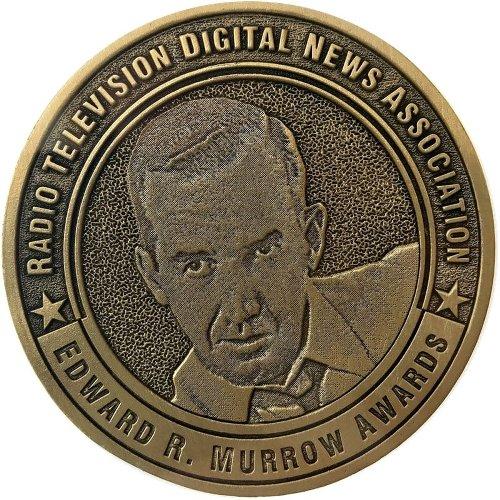 WBBM Newsradio wins 2 Edward R. Murrow regional awards including Overall Excellence