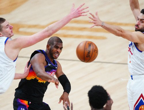 Why Chris Paul's communication skills have biggest impact on Suns: team analyst