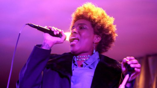 Macy Gray met with criticism, applause after suggesting a redesign of the American flag
