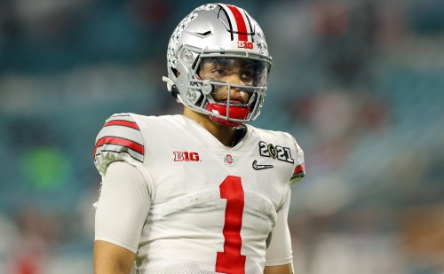 Ohio State's Kevin Wilson: Bears QB Justin Fields is 'best athlete I've seen that can throw the ball'