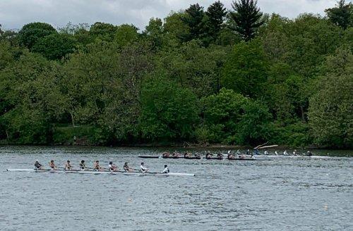 Pared-down Dad Vail Regatta returns to Schuylkill River