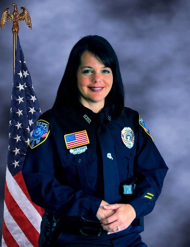 46-year-old Slidell cop dies on duty, she apparently had a heart attack