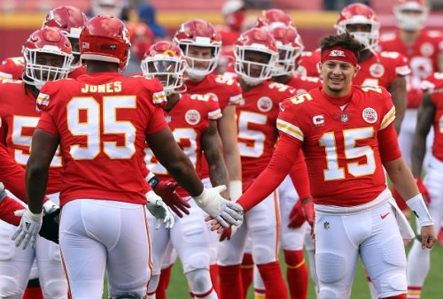 Patrick Mahomes is loving the latest reported Chiefs addition