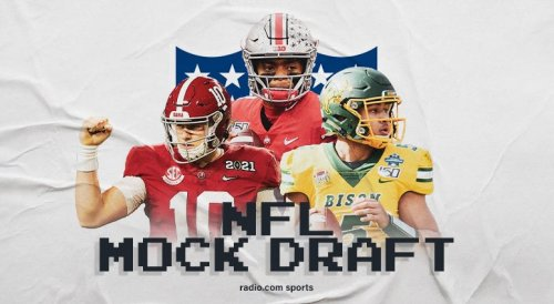 2021 NFL Mock Draft – What will 49ers, Dolphins & Eagles do with new picks?