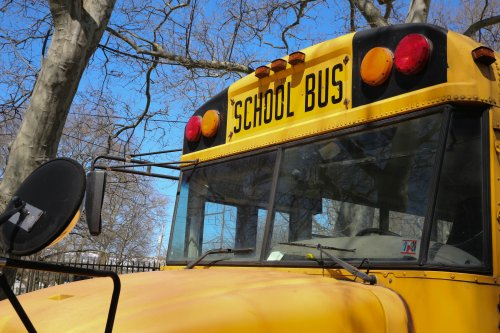 District fights school bus driver shortage by offering $1,000 to parents who drive kids in