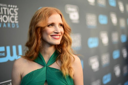 Jessica Chastain as Tammy Faye Bakker And Other 'EntertainMinutes' For 6-3