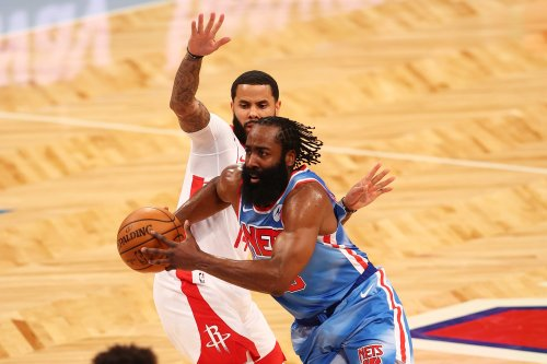 Nets GM Sean Marks gives an update on James Harden