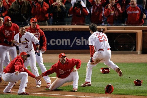 Top 10 greatest MLB games in history