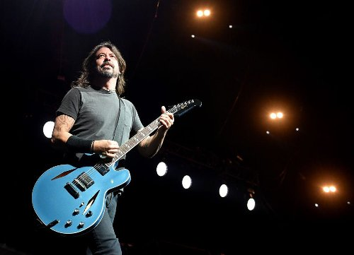 Foo Fighters announce club show in Agoura Hills this Tuesday