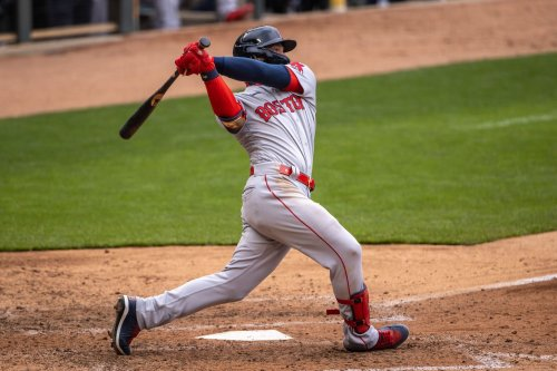 Red Sox cruise to sweep of Twins thanks to 9th straight win