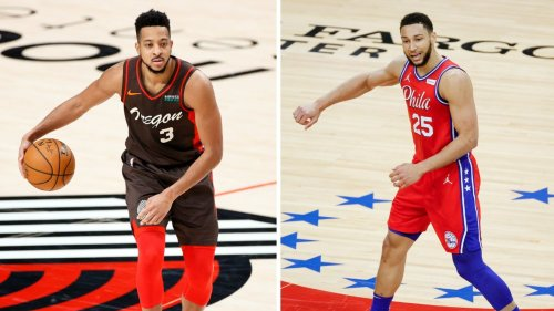 Report: Sixers, Blazers have discussed Simmons for McCollum, Covington, and picks