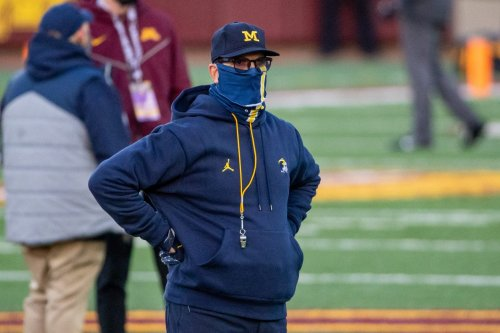 Michigan football loses top WR in 2021 recruiting class
