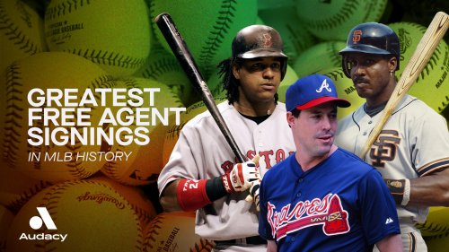 The 12 best free-agent deals in MLB history