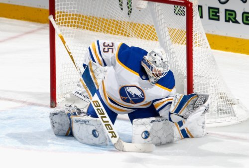 Ullmark may leave Sabres in free agency, but something he's not thinking of