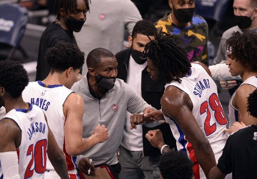 Dwane Casey says Pistons have growing free-agent appeal