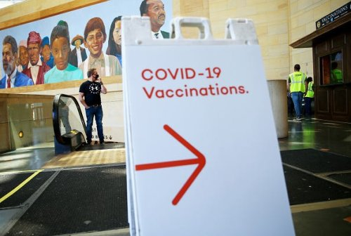 US expected to fall short of vaccinating 70% of adults by July 4