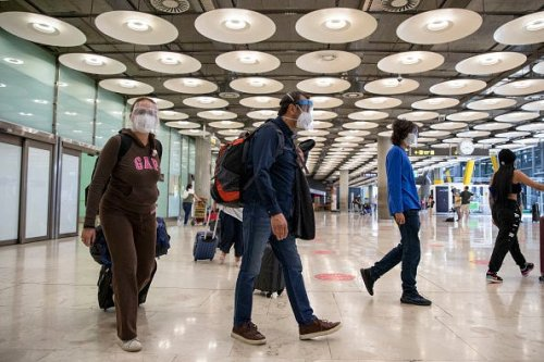 For first time in over a year, Europe will welcome US travelers
