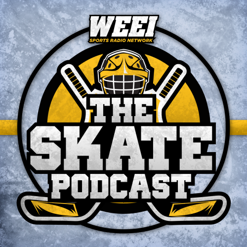 The Skate Pod, Ep. 51: Breaking Down Bruins-Capitals Through 2 Games