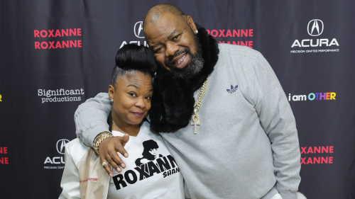 Watch Roxanne Shanté honor a pact she and Biz Markie made as teenagers about death