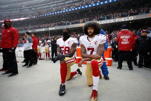 ESPN personality to Bruce Allen on Kaepernick: 'They should cut this f—'