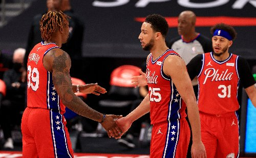 Dwight Howard claps back at Ben Simmons' critics: 'None of you played in the NBA'